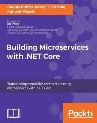 Building Microservices with .NET Core 2.0
