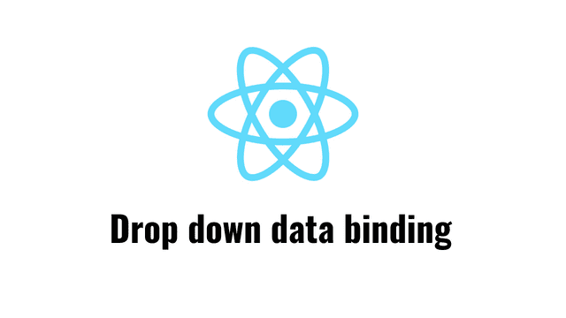 Dropdown data binding with React hooks